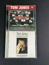 Tom Jones The Ultimate Hits Collection & Reload CD Lot 2 Albums