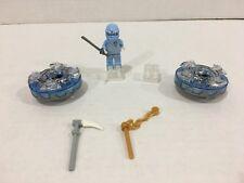 LEGO 9590 Ninjago NRG Zane FREE Shipping!