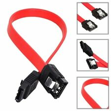 Red SATA 3.0 III SATA3 SATAiii 6Gb/s Data Cable Wire 50cm For HDD Hard Drive SSD