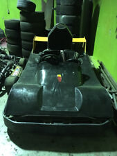 Commercial go cart two seater