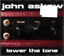 John Askew -Lower The Tone 3-CD (The Singles/Live/Mixed) Trance/Dark Ambient