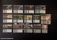 60 Card Deck - MONO BLACK SUICIDE! - Ready to Play - Modern - Magic MTG FTG