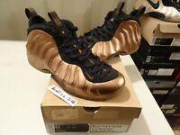 2010 Nike Air FOAMPOSITE ONE 1 PRO PENNY BLACK COPPER GOLD 314996-081 SZ 11 RARE