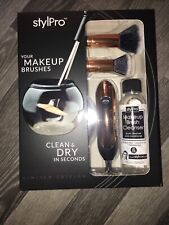 STYLPRO Makeup Brush Cleaner & Drying Kit Cleaning Solution Limited Edition