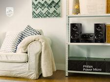 Philips BTM 2360 Micro Stereoanlage Mp3 USB