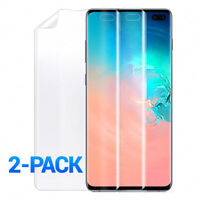 2-Pack Hydrogel Flex Screen Protector For Samsung S10 S10+ S10E Note 10