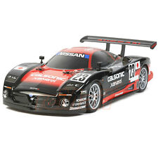 Tamiya Nissan R390 GT1 Body Parts Set EP 4WD 1:10 RC Cars Touring On Road #51516