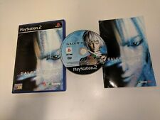* Sony Playstation 2 Game * GALERIANS - ASH * PS2