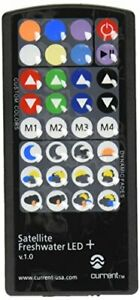 Current USA Replacement Wireless Remote for Satellite Freshwater LED Plus (3070)