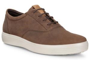 Ecco Soft 7 Cvo Sneaker Cocoa Brown Men's