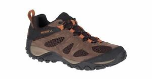 Merrell Yokota 2 Trail Hiking Men's Shoes Bracken Color US Size 12
