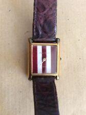 Bracelet montre ancienne Mougin Picard 805 11