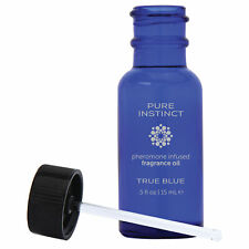 Pure Instinct Pheromone Fragrance Oil True Blue 15 ml