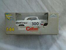Team Caliber Centennial Of Speed #300 1:64 Scale New!!