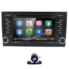 "7"" Car GPS DVD Player Navigation Stereo Radio For AUDI A4 S4 RS4(2002-2008) IPOD"
