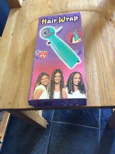 Girls Hair Styling Set - Hair Wrap - Brand New In Box