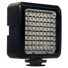 Tolifo PT-64 LED Camera Camcorder Light Panel Filter Portable For DSLR DV Video