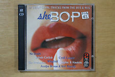 She Bop - 32 Tracks from 80's 90's Cyndi Lauper, The Pretenders 2CD  (Box C102)
