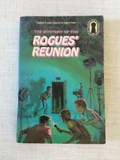Three Investigators #40 Mystery of the Rogues' Reunion by Marc Brandel