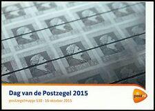 NEDERLAND: PZM 530 DAG VAN DE POSTZEGEL.