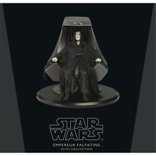 Star Wars Attakus Elite Collection Emperor Palpatin Statue Limited Edition (NEW)
