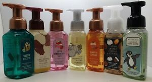 New Bath & Body Works Cleansing Gentle Foaming Hand Soap  - BBW Updated Stock