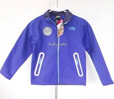 NWT The North Face Apex Bionic Fleece Jacket (Big Boys), Blue, Small, retail $99