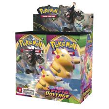 Pokemon Sword and Shield Vivid Voltage Booster Box