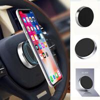 Strip Shape Magnetic Car Phone Holder Stand For iPhone Samsung Magnet Mount SR