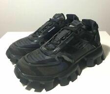 Brand-new Men's Prada Fumo (Blue Camou) Cloudbust Thunder Sneakers in US 10