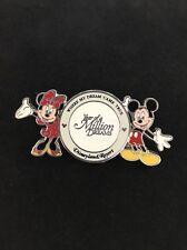 Disney Pin DLR Year Of A Million Dreams Where My Dreams Came True Mickey Minnie