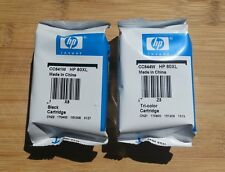 Genuine HP 60 XL Black + HP 60 XL Tri-Color Ink