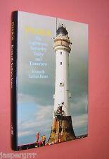 PHAROS. LIGHTHOUSE YESTERDAY, TODAY & TOMORROW. SUTTON-JONES. 1985 1st EDITION