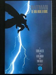 Batman: The Dark Knight Returns Book 1 Super High Grade 1st Print  Miller/Janson