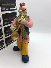 Goebel Figur Happy Clown 21 cm. 1 Wahl, Top Zustand
