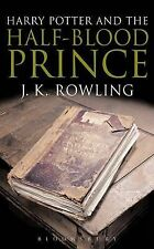 Harry Potter and the Half-Blood Prince (Harry Potter 6)[Adult Edition], 07475846
