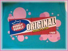 """DUBBLY BUBBLY Bubble Gum Girl's Knit Tank Top (XL) 100% Cotton 26"""" - 32"""" bust"""
