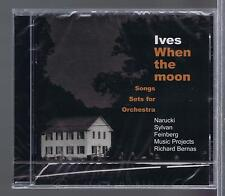 IVES CD NEW SETS FOR ORCHESTRA  SONGS RICHARD BERNAS