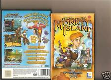 ESCAPE from Monkey Island Playstation 2 PS2 rara PS 2