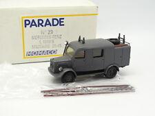 Parade Militaire Armée SB 1/50 - Mercedes L1500 S Pompiers 39-45