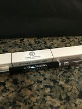 Merle Norman Powder Brow Pencil.... Shade is SOFT BLACK.... NEW