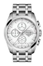 NEW TISSOT COUTURIER AUTOMATIC CHRONOGRAPH T0356141103100 T035.614.11.031.00