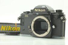 [ près De Mint Avec / Bracelet] Nikon FA 35mm Reflex Film Caméra Noire Corps
