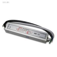 LED TRAFO 0,5 - 20W Driver, 12V DC, IP67, Netzteil LEDs, Treiber, Driver, Traffo