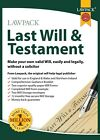 Lawpack Last Will & Testament DIY Kit