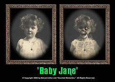 "Haunted Memories ""Baby Jane"" 5 X 7 Changing Portrait"