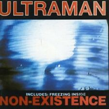 ULTRAMAN - NON-EXISTENCE/FREEZING INSIDE  CD NEUF