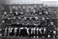 Football Soccer Postcard, Barnsley FC Team Photo 1930-1931 Season 41L