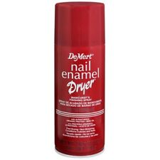 Demert Nail Enamel Dryer Nail Polish Quick Dry Finishing Spray 212g AUS SELLER