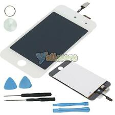 LCD Screen Replacement Digitizer Glass Assembly for iPod Touch 4 Gen 4G White
